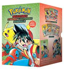 Pokémon Adventures Fire Red & Leaf Green / Emerald Box Set: Includes Volumes 23-29