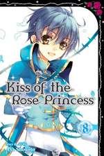 Kiss of the Rose Princess, Vol. 8