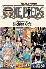 One Piece (Omnibus Edition), Vol. 18: Includes vols. 52, 53 & 54