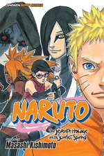 Naruto: The Seventh Hokage and the Scarlet Spring