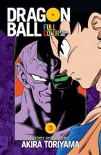 Dragon Ball Full Color Freeza Arc, Vol. 3