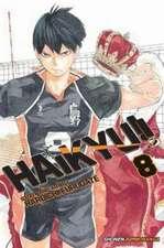Haikyu!!, Vol. 8