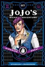 JoJo's Bizarre Adventure: Part 3--Stardust Crusaders, Vol. 7