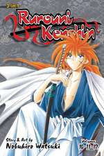 Rurouni Kenshin (3-in-1 Edition), Vol. 4: Includes Vols. 10, 11 & 12