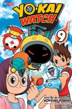 YO-KAI WATCH, Vol. 9