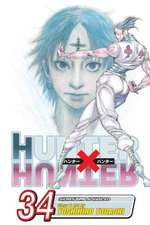 Hunter x Hunter, Vol. 34