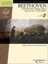 Beethoven: Sonata in C-sharp Minor, Opus 27, No. 2 (