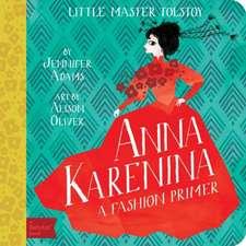Anna Karenina:  Little Master Tolstoy