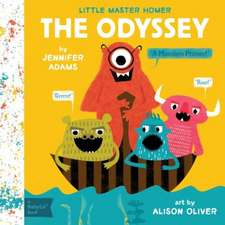 The Odyssey:  A Babylit(r) Monsters Primer