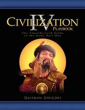 Civilization IV Playbook