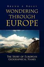 Wondering Through Europe