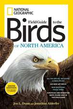 National Geographic Field Guide to the Birds of North America 6th Edition