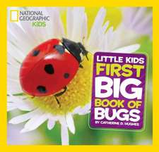 Little Kids First Big Book of Bugs:  An Amazing Inside-Out Tour of the Human Body
