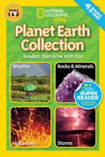 Planet Earth Collection:  Readers That Grow with You