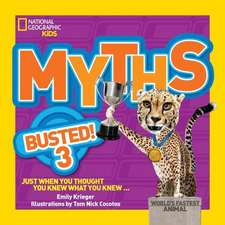 Myths Busted! 3:  Just When You Thought You Knew What You Knew (OUTLET)