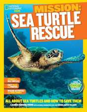 National Geographic Kids Mission:  All about Sea Turtles and How to Save Them