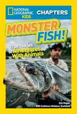 National Geographic Kids Chapters: Monster Fish!