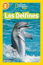 National Geographic Readers Los Delfines (Dolphins)