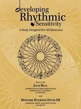 Developing Rhythmic Sensitivity