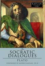 Plato: The Socratic Dialogues