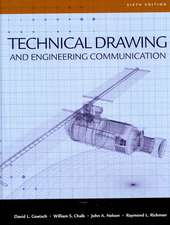 Technical Drawing and Engineering Communication [With CDROM]