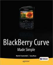 BlackBerry Curve Made Simple: For the BlackBerry Curve 8520, 8530 and 8500 Series