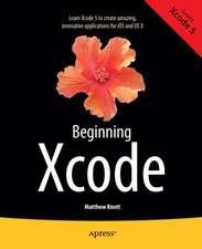 Beginning Xcode
