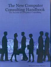 The New Computer Consulting Handbook: The Secrets of Computer Consulting