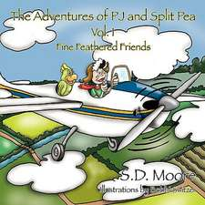 The Adventures of PJ and Split Pea Vol. I
