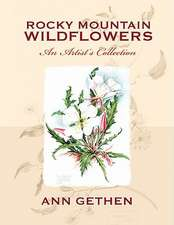 Rocky Mountain Wildflowers An Artist's Collection
