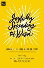 Joyfully Spreading the Word: Sharing the Good News of Jesus