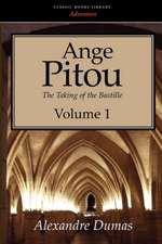 Ange Pitou, Volume 1