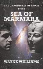 The Chronicles of Amon, Book 2:  Sea of Marmara