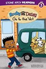 Rocky and Daisy Go to the Vet