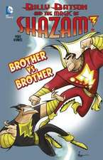 Brother vs. Brother!