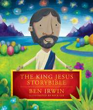 The King Jesus Storybible