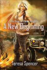 The Book of Reann Heights:  A New Beginning
