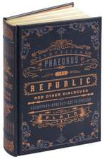 The Republic and Other Dialogues