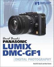 David Busch S Panasonic Lumix DMC-Gf1 Guide to Digital Photography:  Weddings