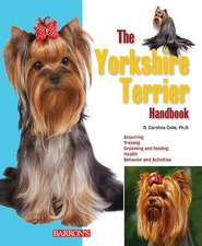 The Yorkshire Terrier Handbook:  Specialized High Schools Admissions Test