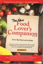 The New Food Lover's Companion:  A Buyer's Guide
