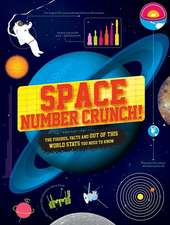 Space Number Crunch: The Figures, Facts, and Out of This World Stats You Need to Know
