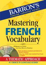 Mastering French Vocabulary with Audio MP3