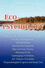 Ecopsychology:  E-mail from the 20th Century