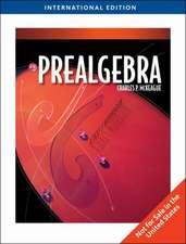 Prealgebra, International Edition