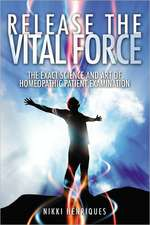 Release the Vital Force