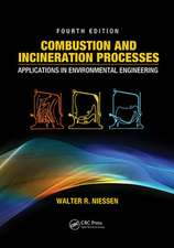 Combustion and Incineration Processes