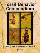 Fossil Behavior Compendium
