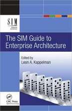 The SIM Guide to Enterprise Architecture