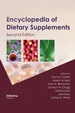 Encyclopedia of Dietary Supplements, Second Edition (Print)